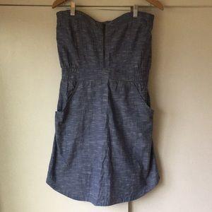 Billabong Strapless Mini Dress/Tunic